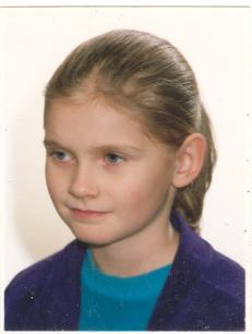 My daughter Agata, '94